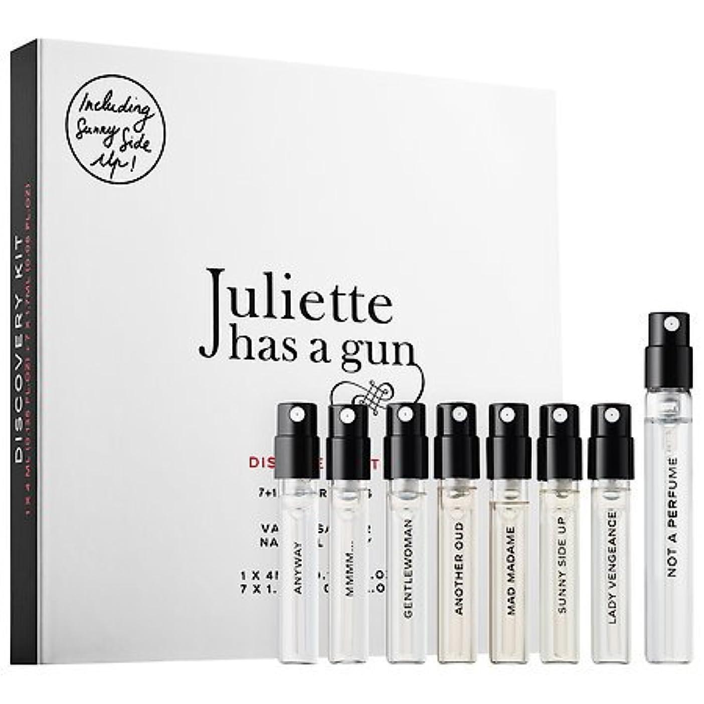 出席する少なくとも豚Discovery Kit by Juliette Has A Gun Spray Samples(ジュリエット ハズ ア ガン ディスカバリーキット)[海外直送品] [並行輸入品]