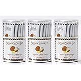 【3個セット!】BS1ST.有機エキストラバージンココナッツオイル(ポーションタイプ) (5g×16袋)×3個