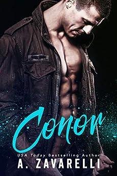 CONOR (Boston Underworld Book 6) by [Zavarelli, A.]