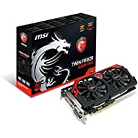 MSI AMD Radeon r9270x Gaming 2GB gddr52dvi / HDMI / DisplayPort PCI - Expressビデオカード