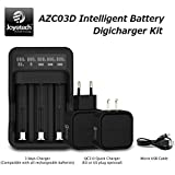 Avatar高速充電器 AZC03D Intelligent Battery Digicharger Kit (White)