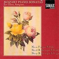 Piano Sonatas Nos. 12 13