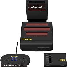 レトロフリーク (レトロゲーム互換機) MDカラー ギアコンバーターセット