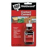 DAP 001021-oz。Weldwood Contactセメント 1 ベージュ 102 1
