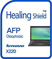 Healingshield スキンシール液晶保護フィルム Oleophobic AFP Clear Film for Lenovo Laptop Thinkpad X220