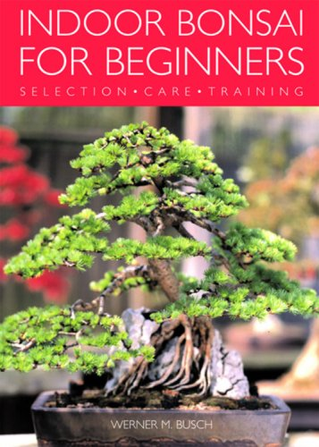 Download Indoor Bonsai for Beginners: Selection - Care - Training 1844033503