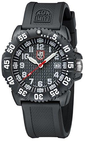 『[ルミノックス] 腕時計 SEASERIES 25TH ANNIVERSARY 3050SERIES 3051 25th 正規輸入品 ブラック』のトップ画像