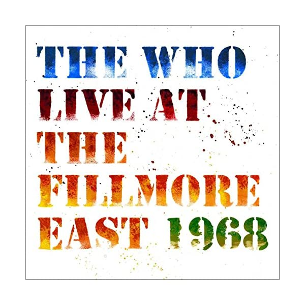 LIVE AT THE FILLMOREの商品画像