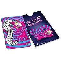 クレジットカードハーブグラインダーVシンジケートハーブおろし金ポケット財布サイズピンク猫グラインダーカード