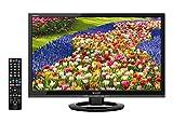 シャープ 22V型 AQUOS ハイビジョン 液晶テレビ 外付HDD対応(裏番組録画) ブラック LC-22K40-B