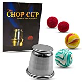 The Chop Cup with Props and Magic Training Course DVD by Magic Makers