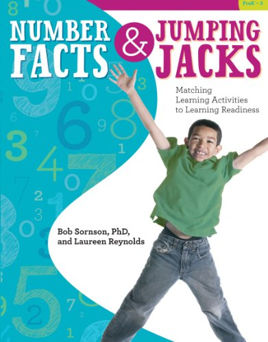 Download Number Facts & Jumping Jacks: Matching Learning Activities to Learning Readiness (Early Learning Success) 1934026840