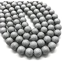 10mm high Quality Frosted Glass Beads, Round Beads DIY Jewelry Jewelry Bracelet Necklace Production,3