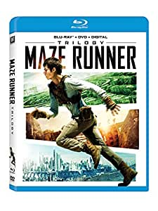 Maze Runner Trilogy/ [Blu-ray]