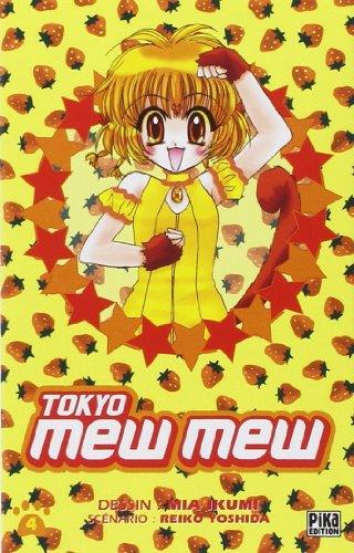 Tokyo mew mew Vol.4