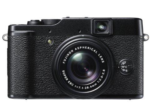 FUJIFILM デジタルカメラ X10 1200万画素 2/3型EXR-CMOS F FX-X10