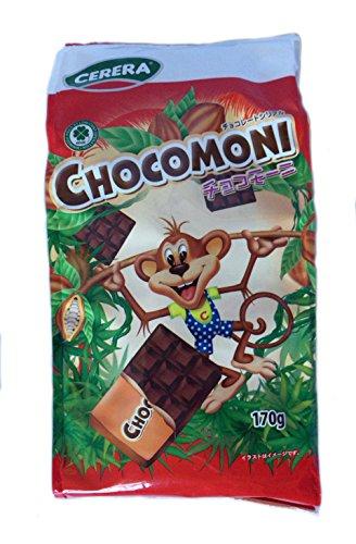 CERERA チョコモーニ 170g×3袋セット チョコレートシリアル