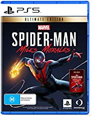 Marvel's Spider-Man: Miles Morales Ultimate - PlayStati