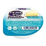 Nestle(ネスレ) アイソカル ゼリー ハイカロリー HC レアチーズ味 (飲みやすい 高カロリー エネルギー ゼリー) 栄養補助食品 介護食 (24個入)