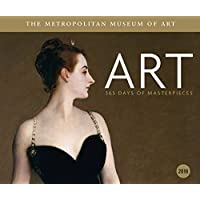 ART: 365 Days of Masterpieces (Abrams Calendars)