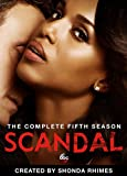 Scandal: The Complete Fifth Season [DVD] [Import]