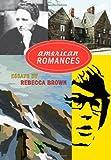 American Romances: Essays
