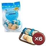 ナンポー 北谷の塩ちんすこう(袋) 15個入り×6袋