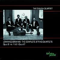 ヨハネス・ブラームス:弦楽四重奏曲全集 Brhams: Complete String Quartets