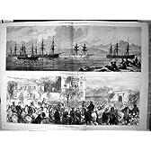 記入項目のロシア帝国監視サンステファノのイギリスの艦隊1878