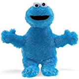 Sesame St -  Cookie Monster Soft Toy 25cmStuffed Plush Toy,30 x 18 x 18cm