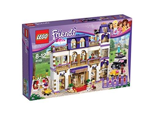 レゴ (LEGO) フレンズ ハートレイクホテル 41101