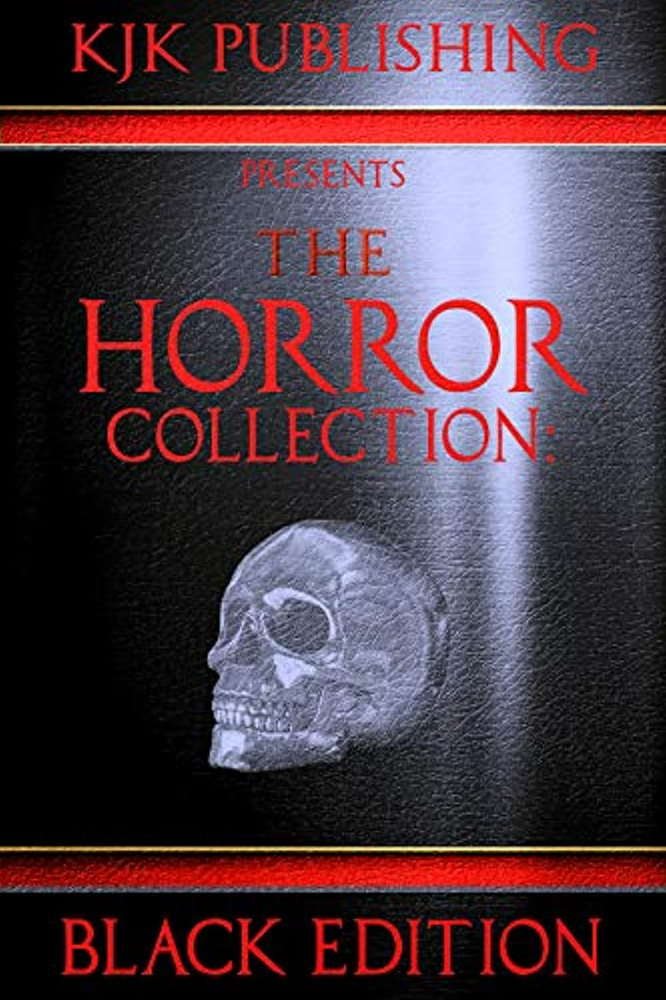 不要マエストロ満足The Horror Collection: Black Edition (THC Book 2) (English Edition)