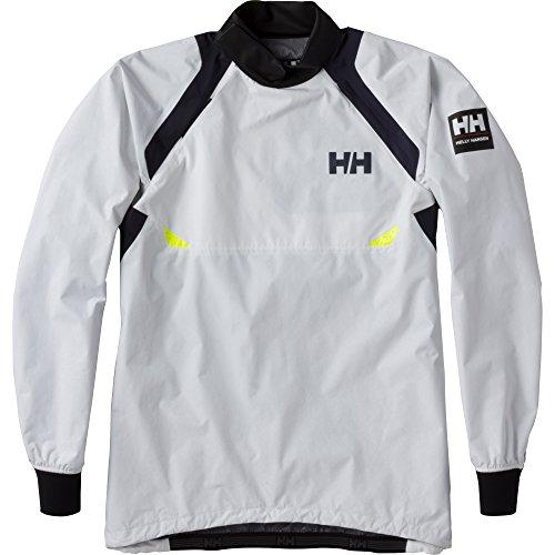 HELLY HANSEN (ヘリーハンセン) 撥水ジャケット RACING SMOCKTOP(スモッグトップ) ホワイト (W)  Lサイズ HH11702
