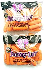 [Bundle Pack] Amae Baby Carrot, Pack of 2 x 250g
