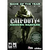 Call of Duty 4: Modern Warfare Game of the Year Edition (輸入版:北米)