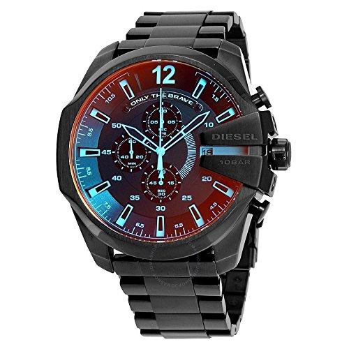 ディーゼルDIESEL クロノグラフ腕時計 DZ4318 クォーツメンズ腕時計ウォッチ