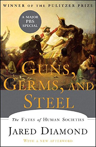 Guns, Germs, And Steel: The Fates of Human Societies [New Edition]の詳細を見る