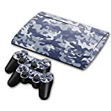 Linyuan 安定した品質 Skin Sticker Cover for Playstation 3 PS3 Super Slim CECH-4000 Multi-style