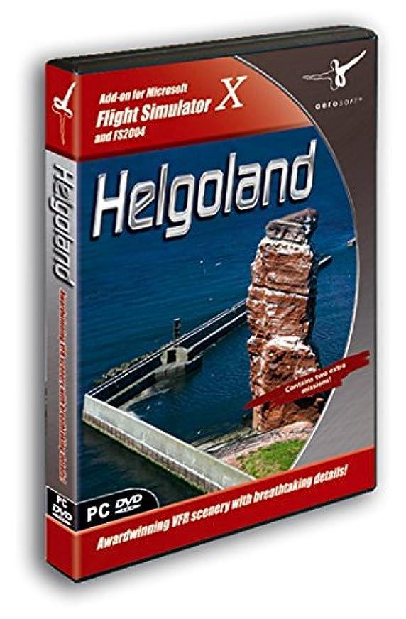 手がかり拡声器想起Helgoland X (FSX/FSX:SE/FS2004) (輸入版)