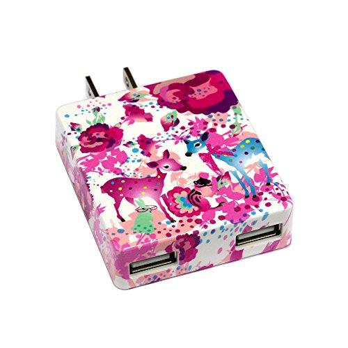 PROTEK 5W 1000mA USB ACアダプター BP-2PD 最新 温度センサー付き で ...
