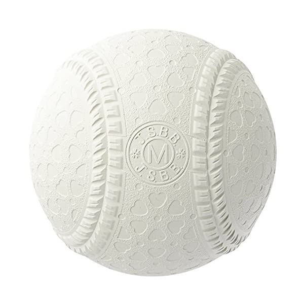 内外ゴム(NAIGAI) 軟式 野球 ボール ...の紹介画像2