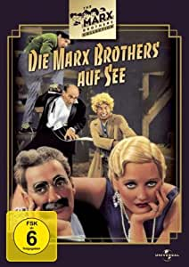 Marx Brothers - Auf See: The Marx Brothers Collection [DVD]