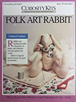 Curiosityキット–Folk Art Rabbit ( c1994)