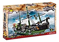 COBI Pirates Ghost Ship Building Kit [並行輸入品]