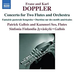 Concerto for 2 Flutes & Orchestra/Fantaisie