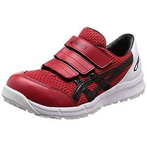 [アシックスワーキング] 安全靴/作業靴 FCP202 クラシックレッド/ブラック 26.5 cm