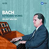 Helmut Walcha : Bach Keyboard Works 画像