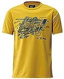 シマノ XEFO・T-Shirts SH-296N ヒラメゴールド L