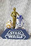 貯金箱 スターウォーズ R2-D2 C-3PO BB-8 東京ディズニーランドTDL スターツアーズ 最後のジェダイ フィギア ドロイド