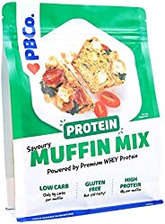 PBCo. Low Carb Savoury Muffin Mix - 340g